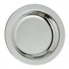 Assiette-en-métal-argenté-Mistral-Ercuis