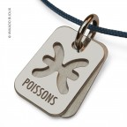 collier poisson mikado