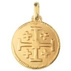 Médaille Croix de Jérusalem Monnaie de Paris