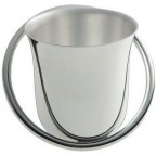 timbale argent recuis