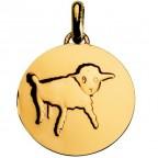 Médaille Petit Prince Dessine moi un mouton