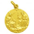 medaille sainte trinité