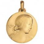 Médaille vierge de Milan Monnaie de Paris