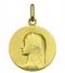 medaille en or
